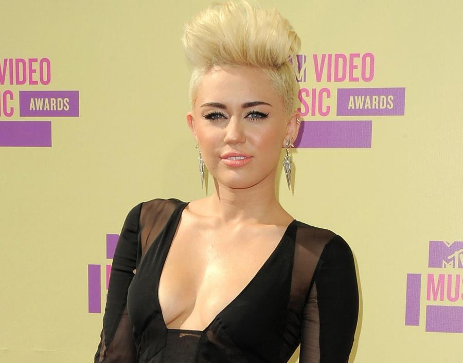 Miley Cyrus zagra w \