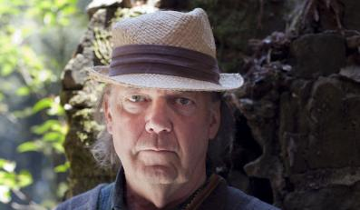 """Neil Young wydaje album """"Psychedelic Pill"""""""