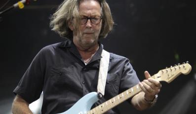 Eric Clapton wystąpi w Łodzi