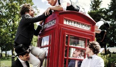 One Direction zdominowało Wielką Brytanię
