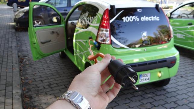 Romet 4E - samochód elektryczny