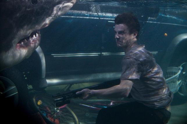 """""""W szczękach rekina 3D"""""""