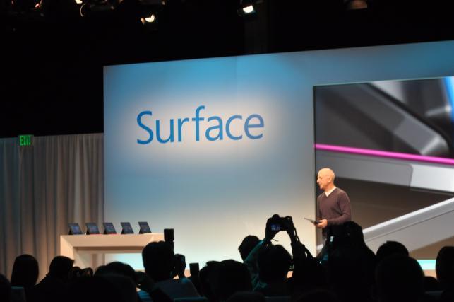 Premiera Surface'a w Nowym Jorku