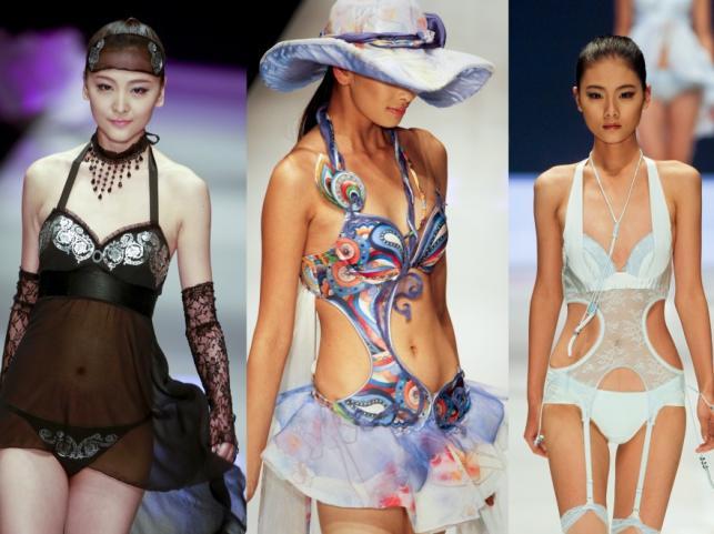 Mercedes-Benz China Fashion Week wiosna/lato 2013