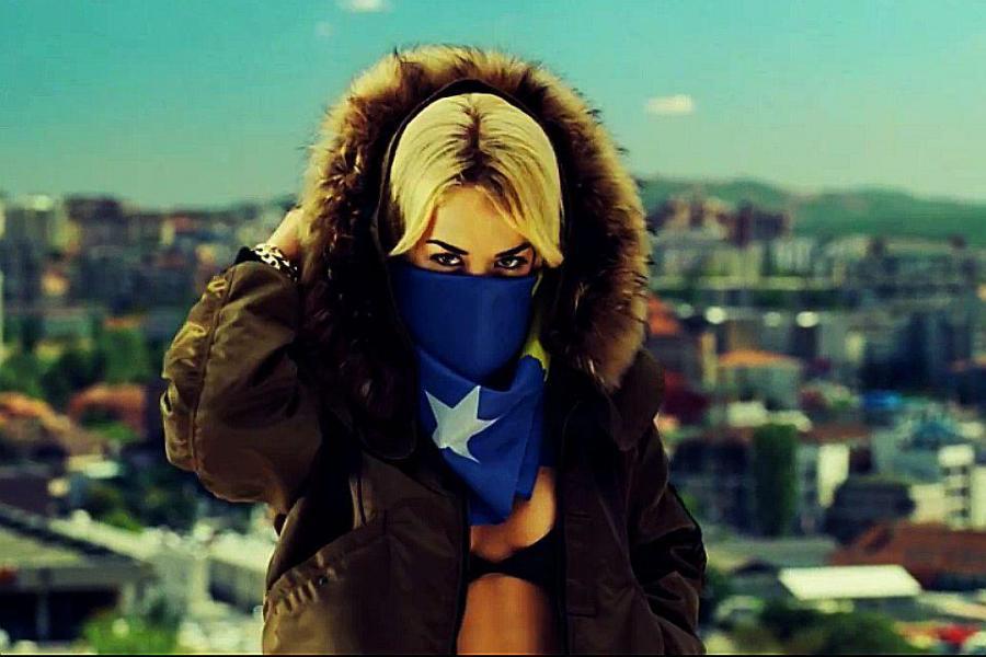 Rita Ora w rodzinnym Kosowie