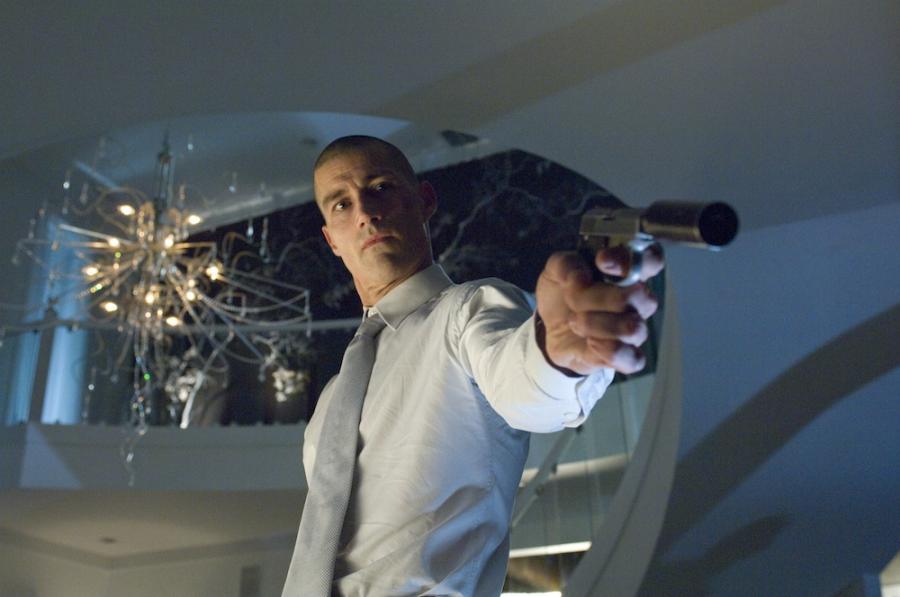 "Matthew Foks w filmie ""Alex Cross"""