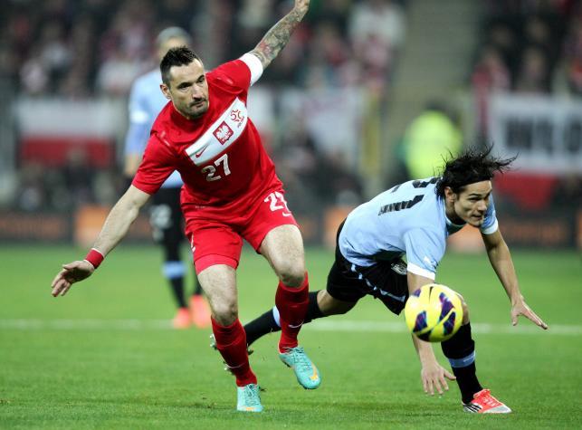 Mecz towarzyski Polska - Urugwaj