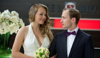 """Ślub w """"Hotelu 52"""""""