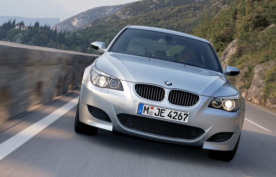 BMW M5 - 2. miejsce wśród najbardziej awaryjnych używanych samochodów według Warranty Direct