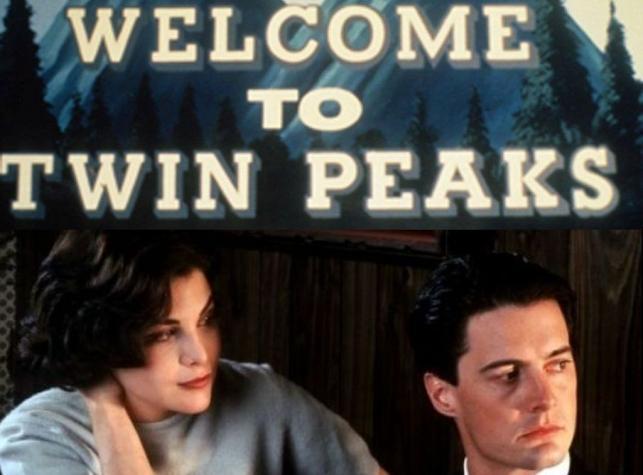 """""""Miasteczko Twin Peaks"""""""