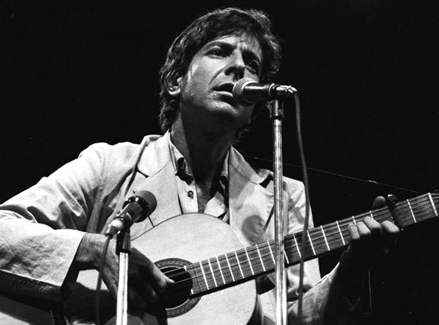 Leonard Cohen zaśpiewa w Katowicach