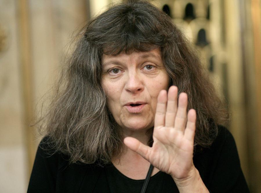 Pia-Kristina Garde: Dziś żartuje się z obozów