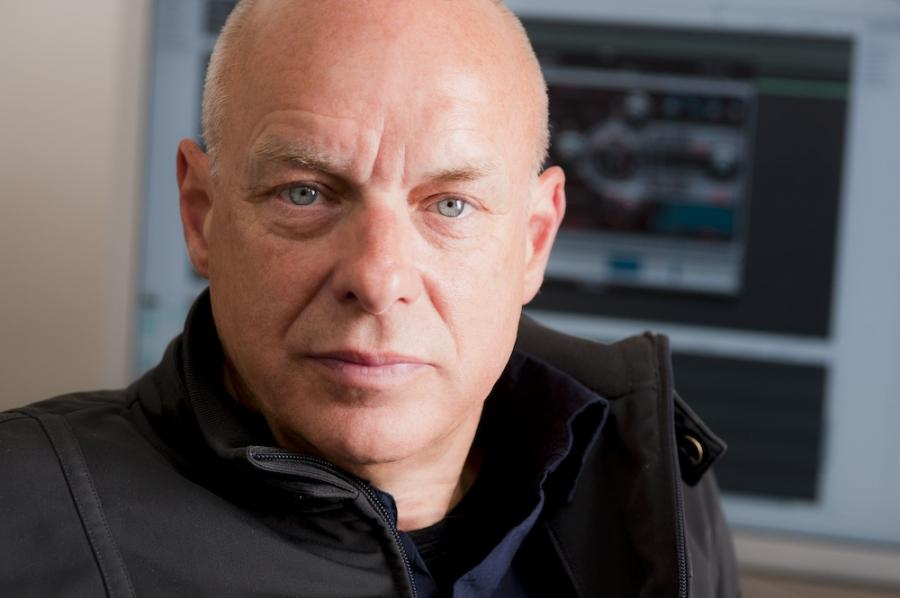 Świat, który stworzył Brian Eno jest wyjątkowy