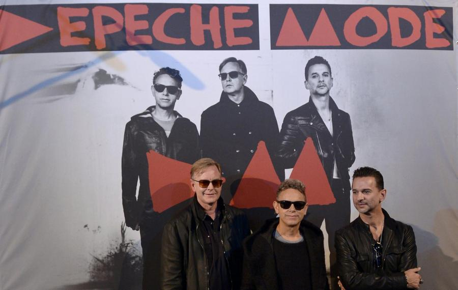 Depeche Mode zapowiada \