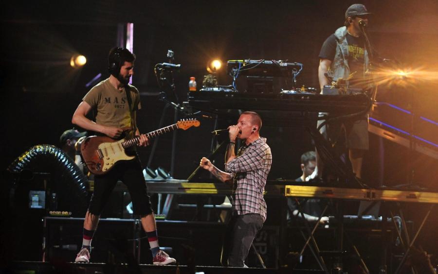 Linkin Park pomaga ofiarom Sandy