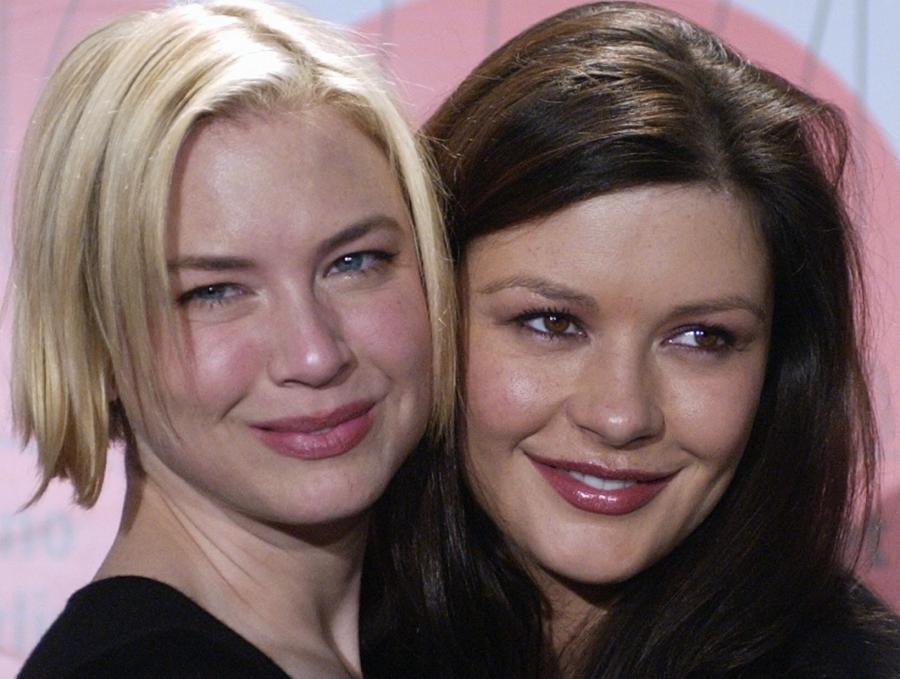 Catherine Zeta-Jones i Rene Zellweger