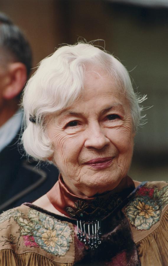 Danuta Szaflarska świętuje 98 urodziny