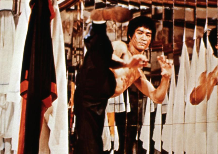 Bruce Lee w filmie \