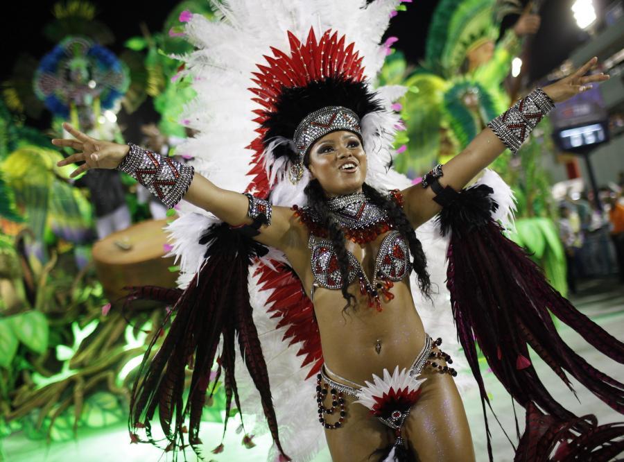 Karnawał w Rio. Można tam tanio polecieć