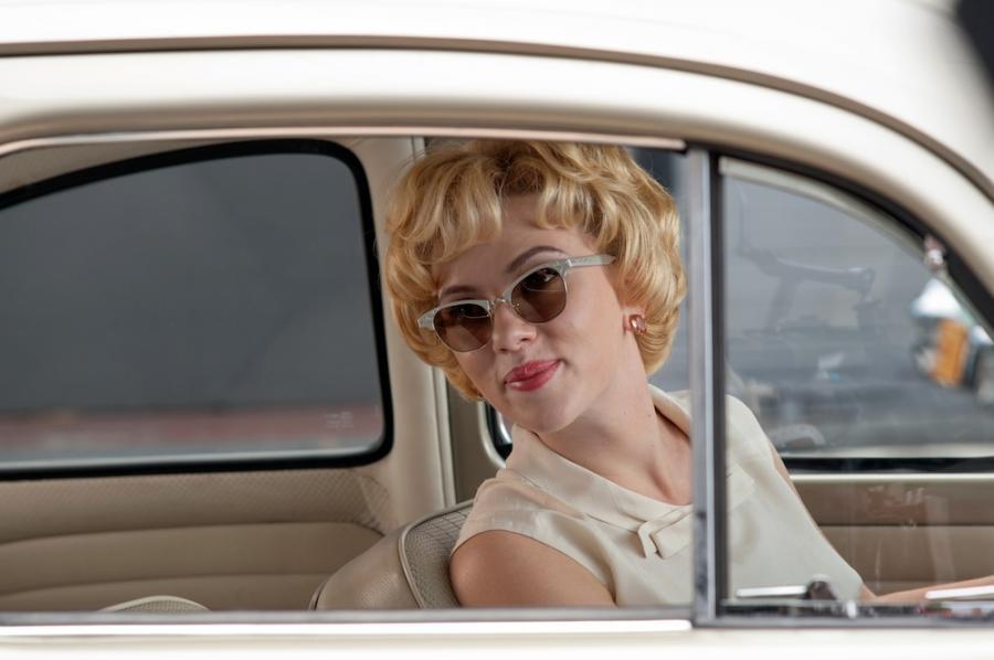 Scarlett Johansson jako Janet Leigh