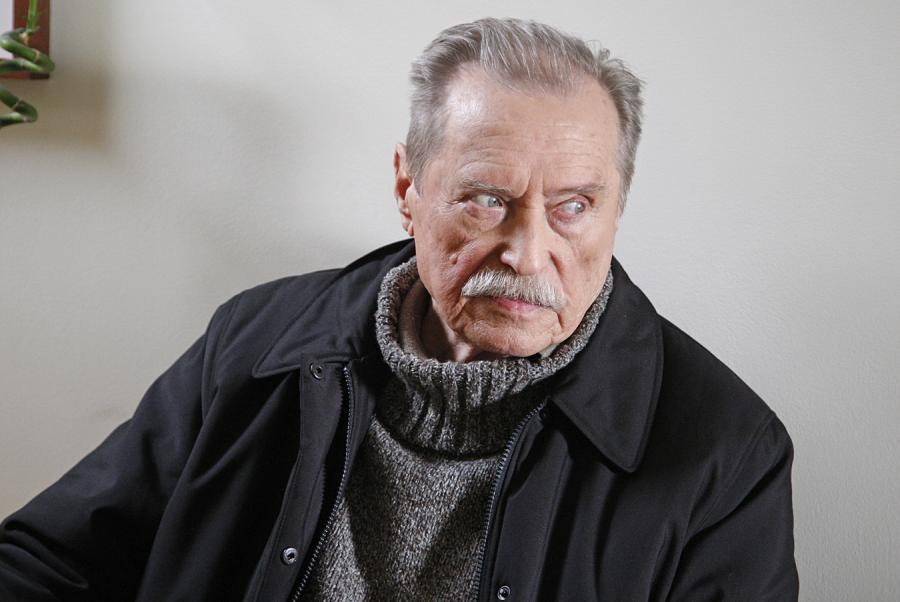 """Emil Karewicz w serialu """"Barwy szczęścia"""""""
