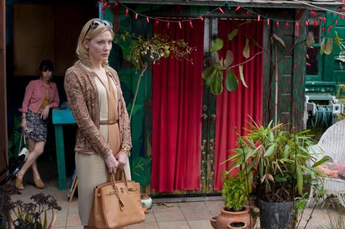 "Cate Blanchett w filmie ""Blue Jasmine"""