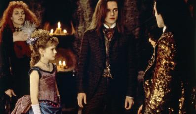 """Wywiad z wampirem"": Brad Pitt, Kirsten Dunst i Antonio Banderas"