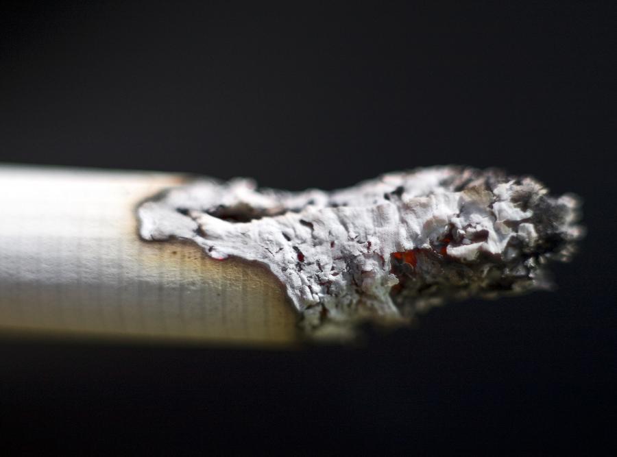 Palenie papierosów skraca życie