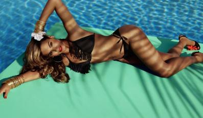 Beyonce w kampanii H&M - lato 2013