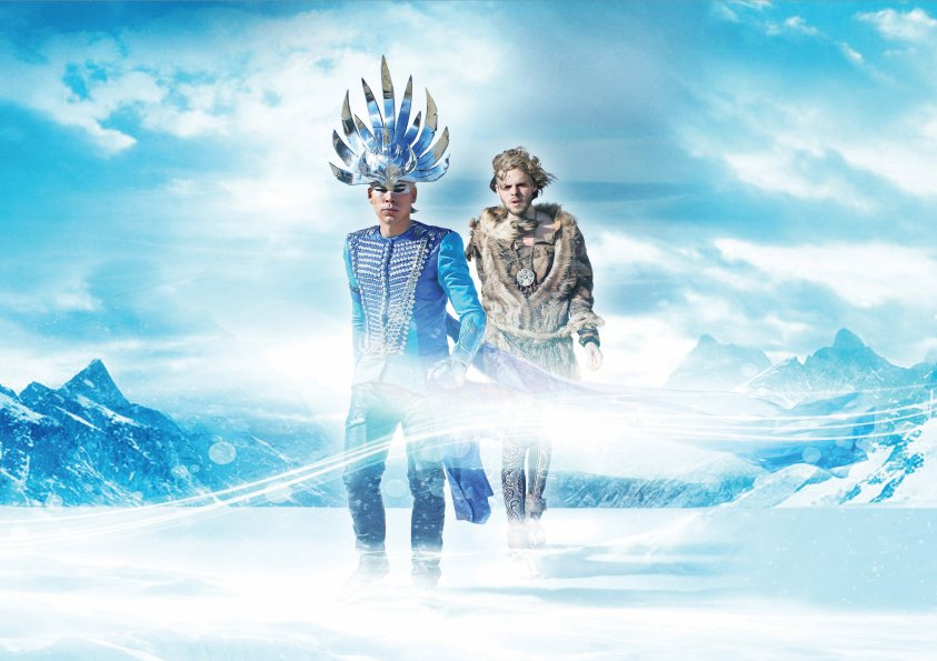 Empire Of The Sun prezentuje \