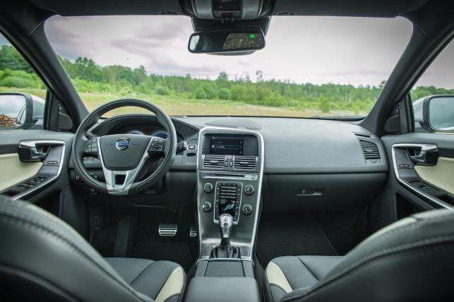 Volvo XC60 - zdjęcie poglądowe
