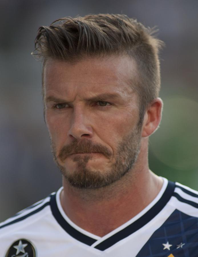 Zdjęcia Wszystkie Fryzury Davida Beckhama Zdjęcia Strona