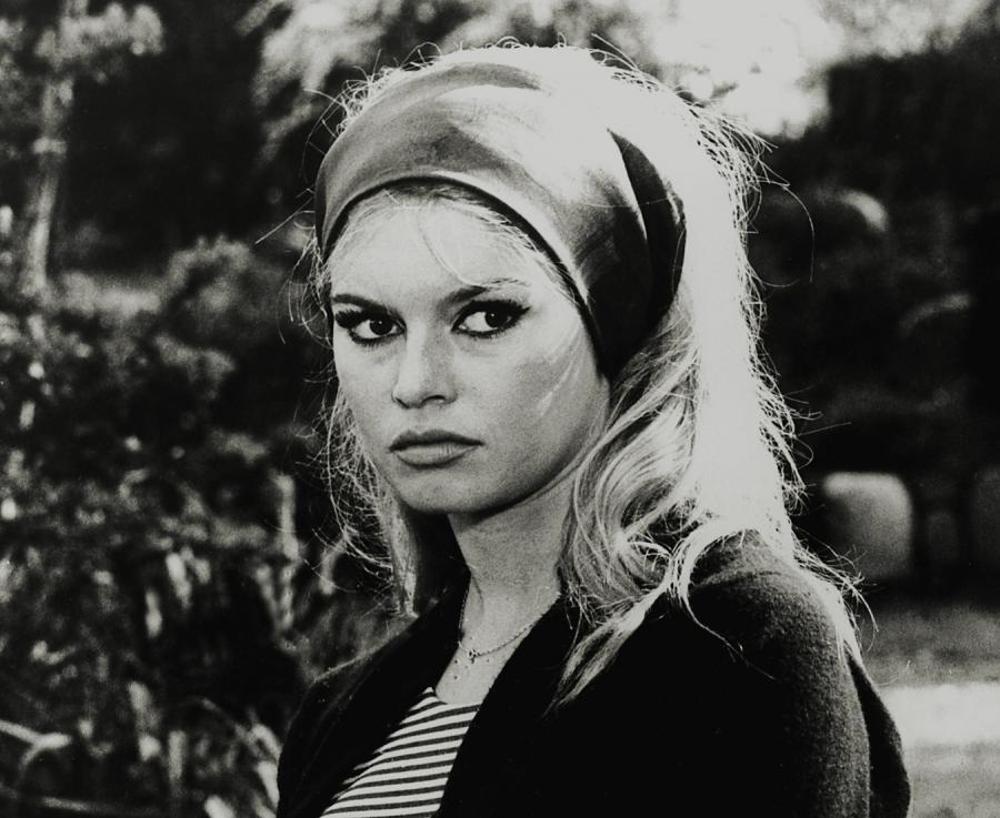 Brigitte Bardot w filmie \