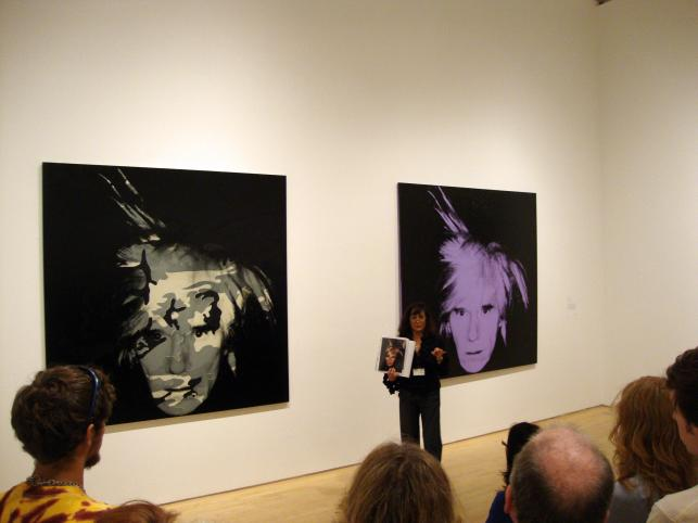 1. Andy Warhol