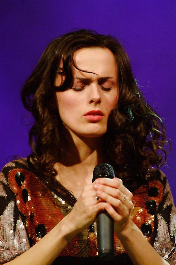 Natalia Niemen –marzec 2003 roku