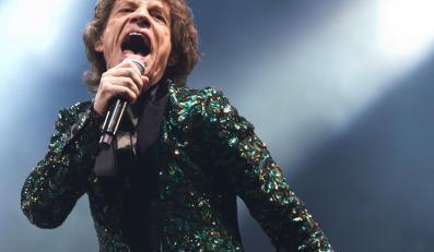 The Rolling Stones porwali publiczność festiwalową w Glastonbury