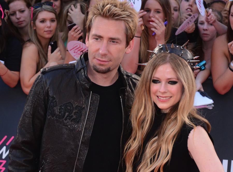 Avril Lavigne i Chad Kroeger faktycznie po ślubie