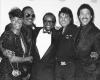 Zdobywcy Grammy 1986: Dionne Warwick, Stevie Wonder, Quincy Jones, Michael Jackson i Lionel Richie