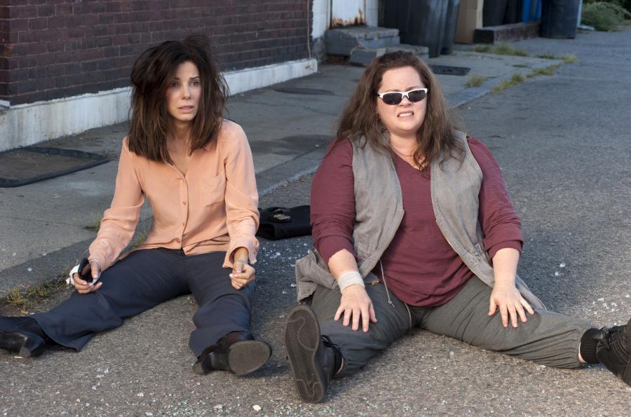 Sandra Bullock i Melissa McCarth – nie takie gorące towary?