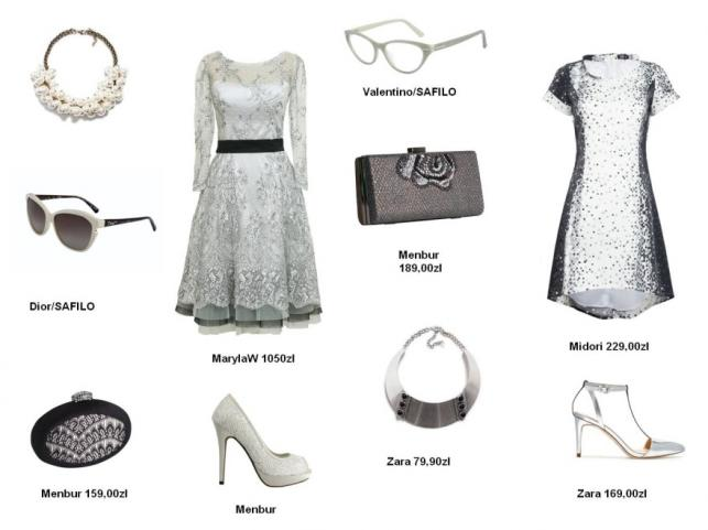 Modne stylizacje na wesele - lato 2013