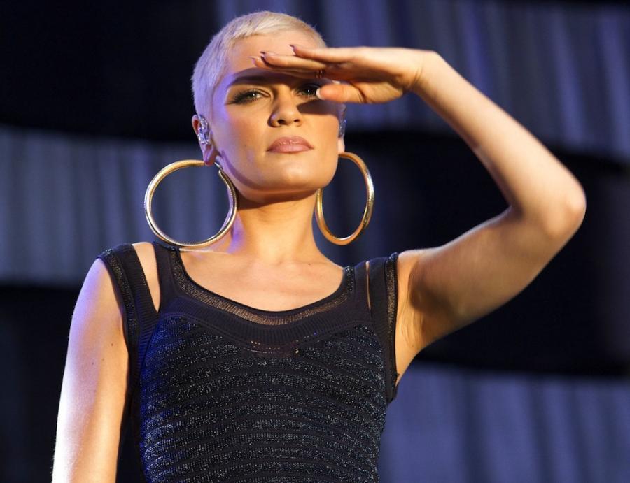 Metamorfozy Jessie J