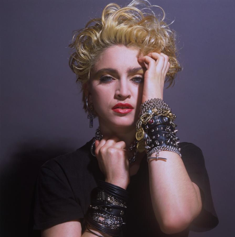 Madonna w 1983 roku