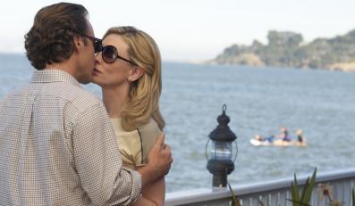 "Cate Blanchett i Peter Sarsgaard w filmie ""Blue Jasmine"""
