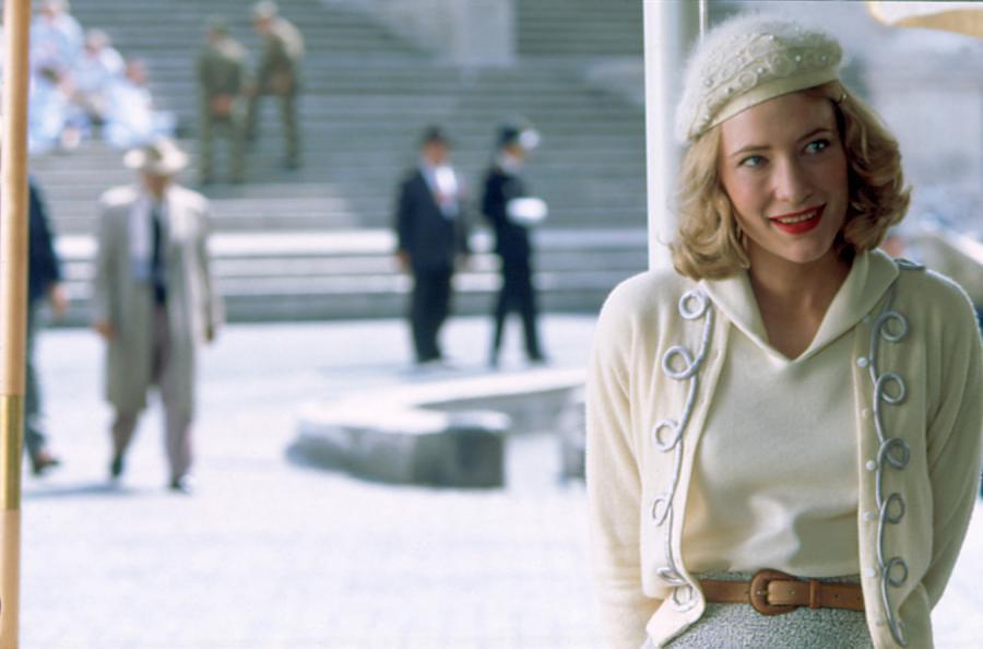 "Cate Blanchett w filmie ""Utalentowany pan Ripley"""