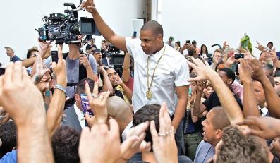 """Jay Z przedstawia """"Holy Grail"""""""