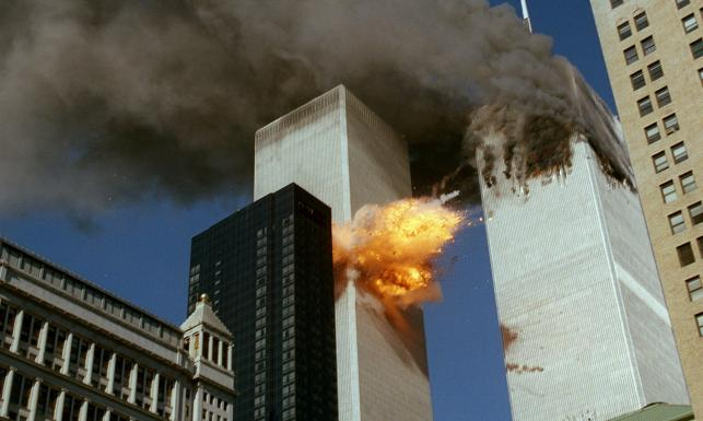 Świat wstrzymał oddech... ZDJĘCIA z zamachu 11 września