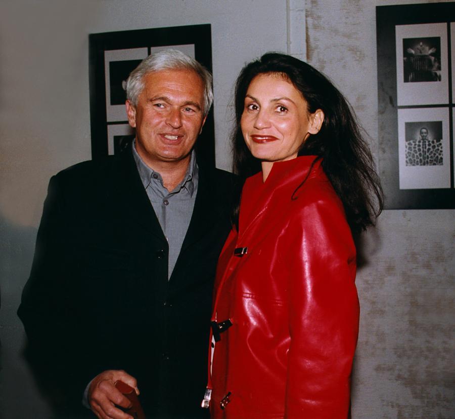 Małgorzata Pieczyńska i Gabriel Wróblewski