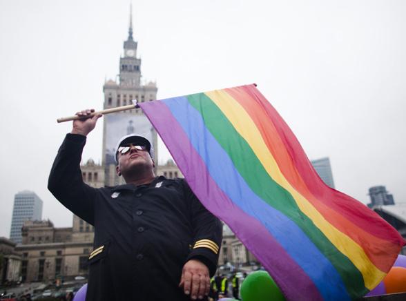 Geje: chcemy policyjnych homopatroli