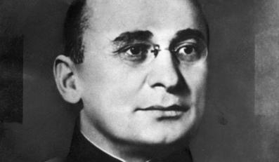 Szef NKWD  Ławrientij Beria