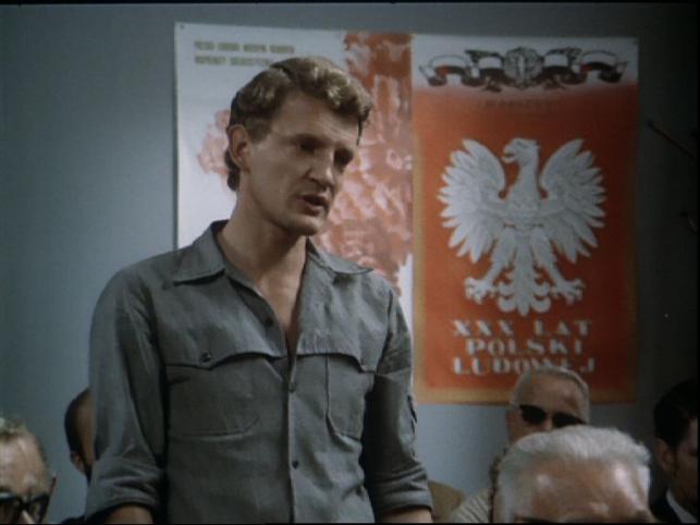 """Bronisław Cieślak w serialu """"Znaki szczególne"""""""